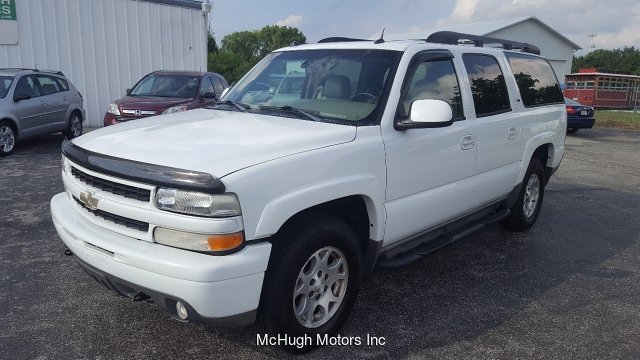 2005 Chevrolet Suburban 1500 4WD 4-Speed Automatic